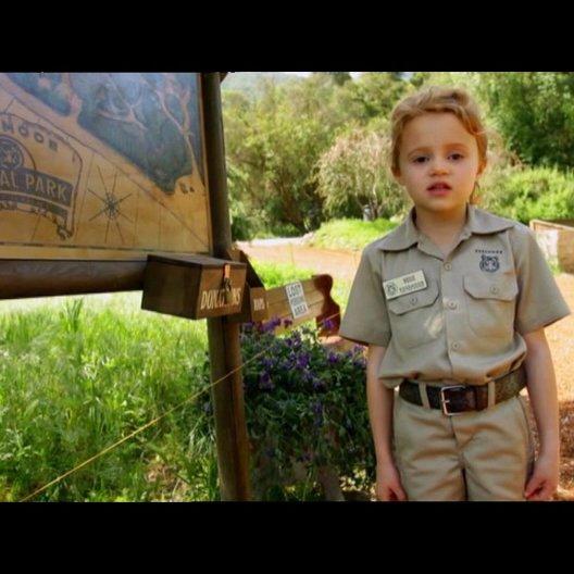 Maggie Elizabeth Jones - Rosie Mee - über sich, und wen sie im Film spielt - OV-Interview