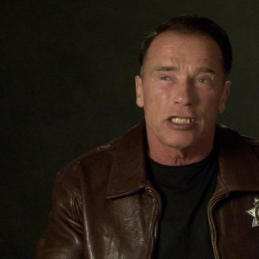 Arnold Schwarzenegger (Ray Owens) über seine Rolle - OV-Interview