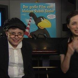 Katharina und Anna Thalbach darüber warum Kinder den Film sehen sollten - Interview
