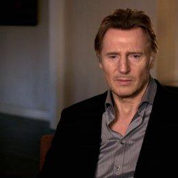 Liam Neeson - Bill Marks - über seine Rolle - OV-Interview