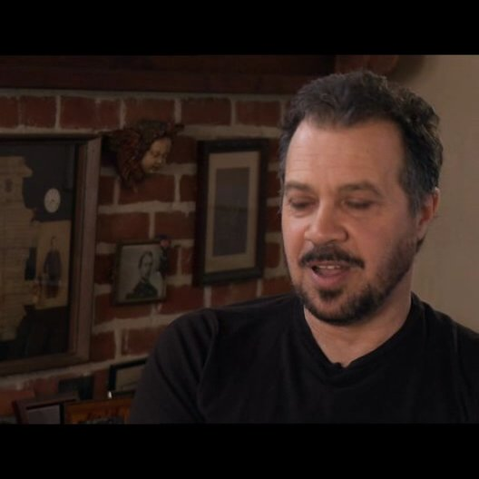 Edward Zwick über Josh Gad - OV-Interview