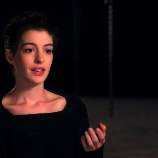 Anne Hathaway über Fantines tragische Geschichte - OV-Interview