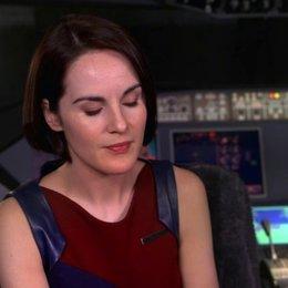 Michelle Dockery - Nancy - über Liam Neeson - OV-Interview