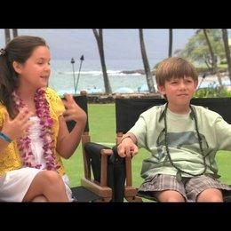 Bailee Madison und Griffin Gluck über ihre Rollen - OV-Interview