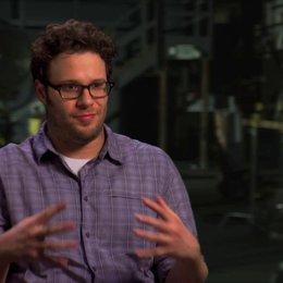 Seth Rogen über die Story - OV-Interview