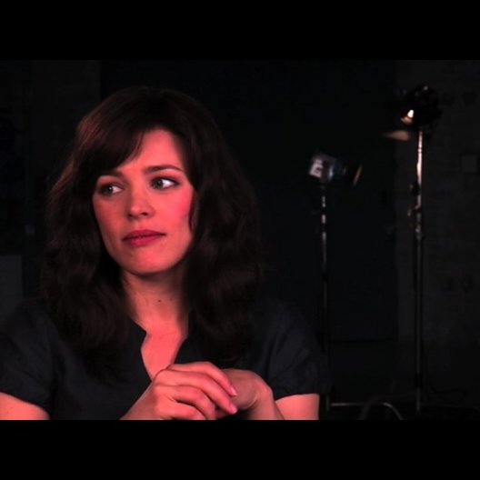 Rachel McAdams ueber Channing Tatum - OV-Interview