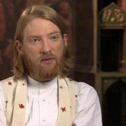 Domhnall Gleeson über den Film - OV-Interview