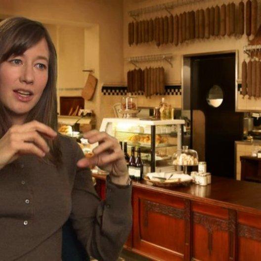 Johanna Wokalek - Tiffany Blechschmid - über die verschiebenen Erzählebenen des Films - Interview