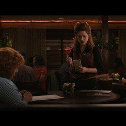 Diana bestellt im Diner - Szene