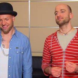 Mateo und Mr Reedoo - Pedro und Nico - über die Musik im Film - Interview