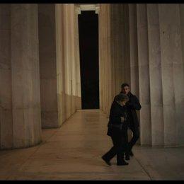 Besuch bei Lincoln - Szene