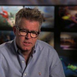Klay Hall - Regisseur - über die Geschichte - OV-Interview
