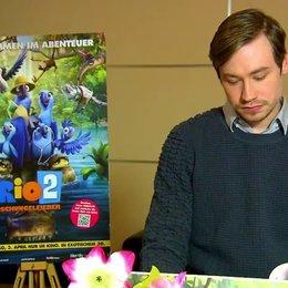 David Kross - Blu - über Blu - Interview