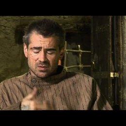 Colin Farrell ueber den Ausbruch aus dem Gulag - OV-Interview