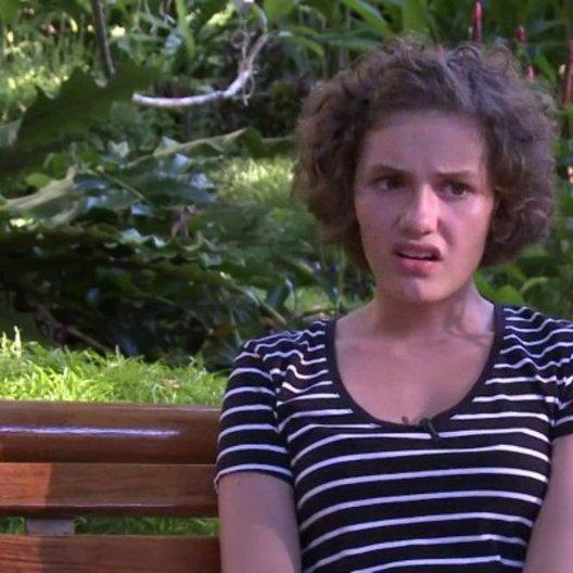 Valeria Eisenbart - George - über den Regisseur Mike Marzuk - Interview