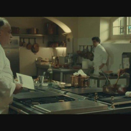 Ein aufbrausender Küchenchef - Szene