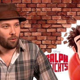 Christian Ulmen - Randale Ralph - über seine Figur Randale Ralph - Interview