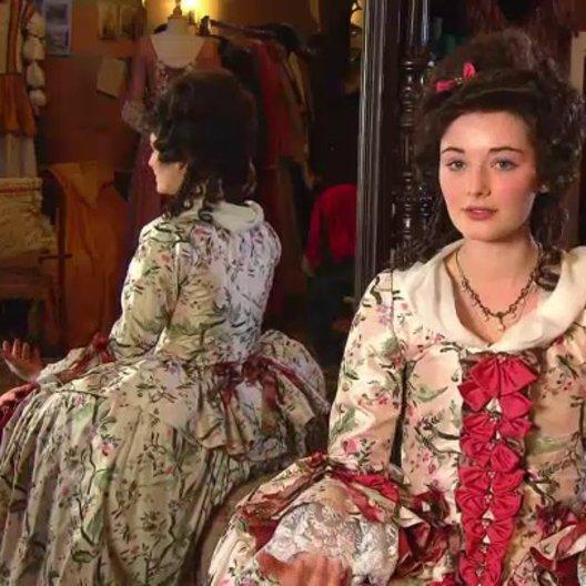 Maria Ehrich - Gwendolyn Shepherd - über die Vorbereitung auf ihre Rolle - Interview
