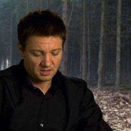 Jeremy Renner - Hänsel - über Gemma Arterton als Gretel - OV-Interview