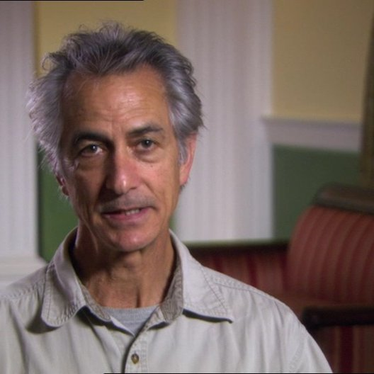 David Strathairn (William Seward) über seine Rolle - OV-Interview