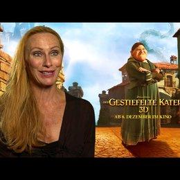 Andrea Sawatzki - deutsche Stimme Jill - über die Action im Film - Interview