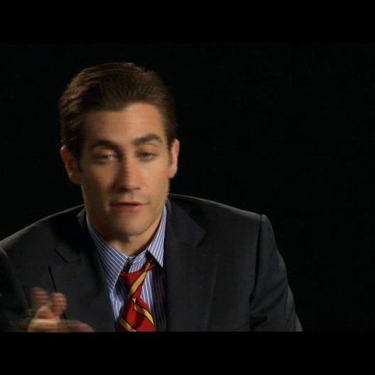 Jake Gyllenhaal über seine Rolle - OV-Interview