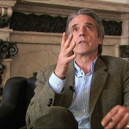 jeremy irons über seine rolle im film - OV-Interview