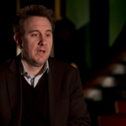 Grant Curtis (Ausführender Produzent) über die Rolle Oz - OV-Interview
