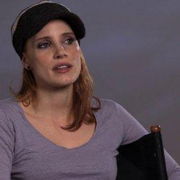 Jessica Chastain über die jungen Mädchen - OV-Interview