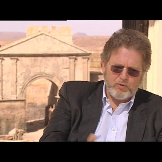 Moszkowicz über die Besetzung - Interview