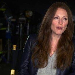 Julianne Moore - Jen Summers - über den Drehort - OV-Interview