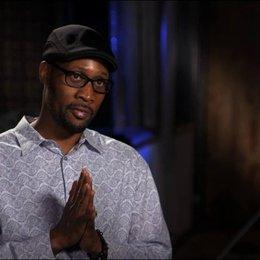 RZA über die verschiedenen Kampfstile im Film - OV-Interview