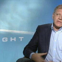 Robert Zemeckis - Regisseur - darüber was den Zuschauer erwartet - OV-Interview