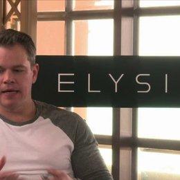 Matt Damon darüber was den Film auszeichnet - OV-Interview