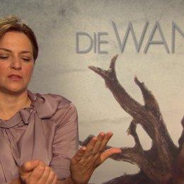 Martina Gedeck - Frau - über die Vorbereitung auf den Dreh - Interview