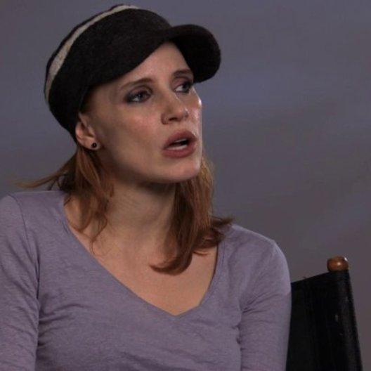 Jessica Chastain über die Ängste, die der Film verbreitet - OV-Interview