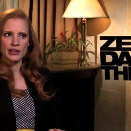 Jessica Chastain über den Film - OV-Interview