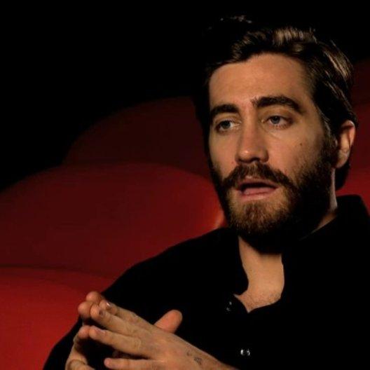 Jake Gyllenhaal über seine Vorbereitung für die Rolle - OV-Interview
