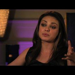 Mila Kunis über den Film - OV-Interview