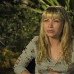 Tavi Gevinson - Cloe - darüber, wie die Regie von Nicole Holofcener funktioniert - OV-Interview