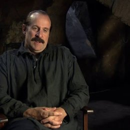 Peter Stormare - Sheriff Berringer - über die Stunts - OV-Interview