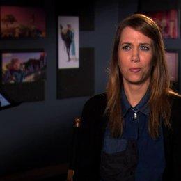 Kristen Wiig über den Look ihrer Figur - OV-Interview
