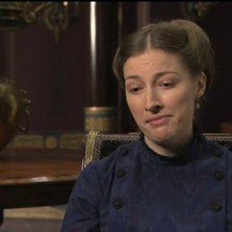 Kelly Macdonald über ihre Szenen mit den Hauptdarstellern - OV-Interview
