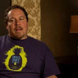 Jon Favreau - Happy Hogan - über die Rückkehr als Happy Hogan - OV-Interview