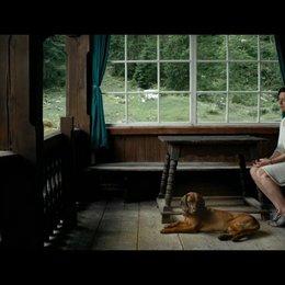 Frau und Hund - Szene