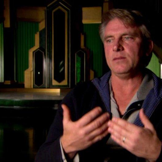 Robert Stromberg (Production Designer) über den Einsatz von Farbe und Texturen - OV-Interview