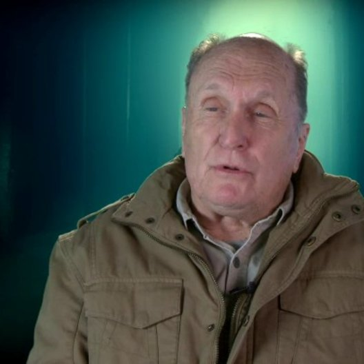 Robert Duvall - Cash über seine Rolle - OV-Interview