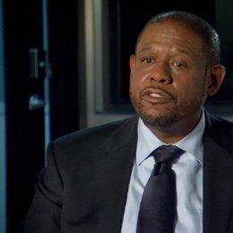 Forest Whitaker (Agent John Bannister) über die Meinung seiner Rolle zu Owens - OV-Interview
