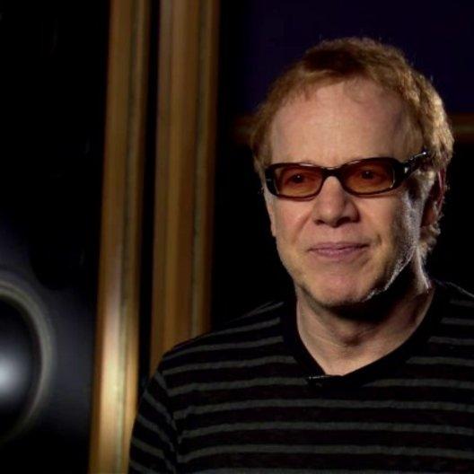 Danny Elfman - Composer - über den Score - OV-Interview