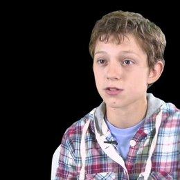 Tom Holland - Lucas über seine Rolle - OV-Interview
